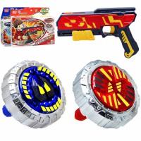 魔幻陀螺4战斗王男孩儿童玩具套装极焰风暴御空勇士