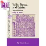 【中商海外直订】Examples & Explanations for Wills, Trusts, and Esta