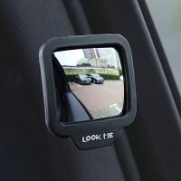 汽车车内室内二排后排小后视盲点盲区辅助观察倒车大视野反光镜