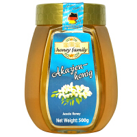 [当当自营] 德国进口  家家蜜洋槐蜂蜜500g