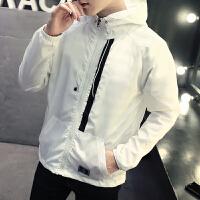 男士新款春季韩版修身外套春季青年夹克男装学生潮流棒球衣服