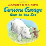 Curious George Goes to the Zoo 好奇猴乔治去动物园 9780547315874