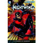 【预订】Nightwing Vol. 1: Traps and Trapezes (The New 52)