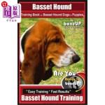 【中商海外直订】Basset Hound Training Book for Basset Hound Dogs &