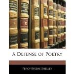 【预订】A Defense of Poetry