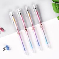 金万年13007中性笔水笔 碳素笔 商务办公笔 全针管0.35mm 签名笔 考试笔 一盒12支装