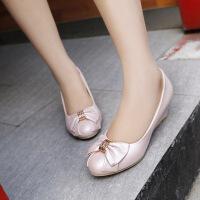 彼艾2016春季新款女鞋新款韩版单鞋女平底鞋平跟圆头套脚休闲鞋小白鞋女鞋子