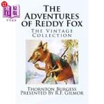 【中商海外直订】The Adventures of Reddy Fox: The Vintage Collection