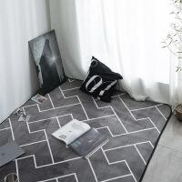 北欧地毯卧室客厅满铺可爱房间床边茶几沙发办公室长方形