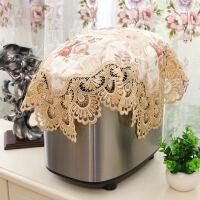 咖啡机面包机防尘罩电饭锅茶具家用厨房盖布锅具通用防尘盖巾