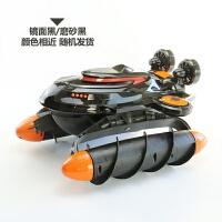 六一儿童节礼物水陆战车控汽车玩具船无线充电动防水陆两栖坦克无线水上儿童男越野车遥控船