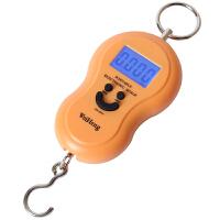 微型电子秤吊勾秤手提秤迷你小电子称微型快递收货电子称迷你小电子秤45kg