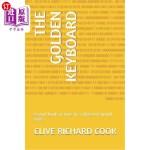 【中商海外直订】The Golden Keyboard: second book of love in a diffe