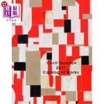 【中商海外直订】Cecil Touchon - 2017 Catalog of Works