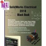 【中商海外直订】Solidworks Electrical 2018 Black Book