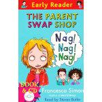 The Parent Swap Shop  (Orion Early Reader, Book/CD) 改变爸妈(Simon, Francesca故事, 书+CD) ISBN 9781409132011