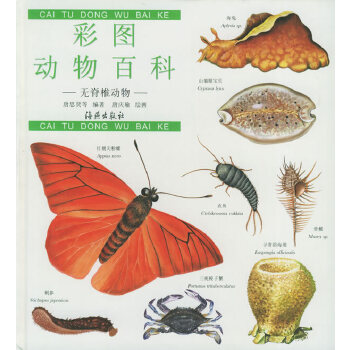彩图动物百科:无脊椎动物