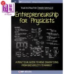 【中商海外直订】Entrepreneurship for Physicists: A Practical Guide