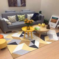 ins北欧沙发地毯客厅简约现代茶几毯卧室满铺可爱房间床边毯地垫