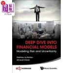 【中商海外直订】Deep Dive into Financial Models: Modeling Risk and