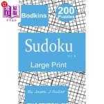 【中商海外直订】Bodkins sudoku vol 4