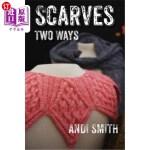 【中商海外直订】Scarves Two Ways