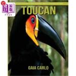 【中商海外直订】Toucan: Amazing Fun Facts and Pictures about Toucan