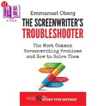 【中商海外直订】The Screenwriter's Troubleshooter: The Most Common