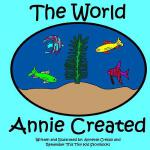 【预订】The World Annie Created