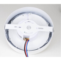 家用应急电源模块一体明装筒灯LED 停电自动照明装置应急吸顶灯