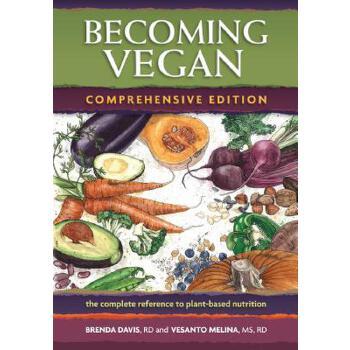 【预订】Becoming Vegan  The Complete Reference on Plant-based Nutrition 预订商品,需要1-3个月发货,非质量问题不接受退换货。
