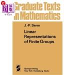 【中商海外直订】Linear Representations of Finite Groups