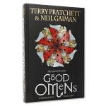 【中商原版】好兆头 插图插画版 英文原版 The Illustrated Good Omens 精装 Neil Gai