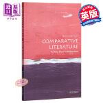 【中商原版】比较文学(牛津通识读本)英文原版 Comparative Literature: A Very Short