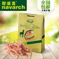 耐威克狗狗宠物零食上市 纯鸡肉拧丝100g 犬种通用