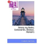 【中商海外直订】Among My Books; Centenaries, Reviews, Memoirs