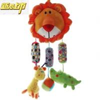 【六一儿童节特惠】 婴儿玩具0-3个月床铃床挂车挂毛绒布艺安抚新生