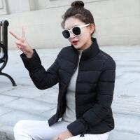 2019冬季棉衣女短款韩版学生百搭女装外套修身显瘦小棉袄 XL 建议115-125斤