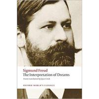 英文原版 梦的解析(牛津世界经典) The Interpretation of Dreams