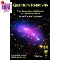 【中商海外直订】Quantum Relativity (Bw): From Cosmology Architectur