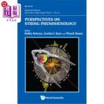 【中商海外直订】Perspectives on String Phenomenology
