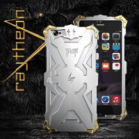 iPhone6手机壳防摔5se保护套苹果5s金属边框6splus三防新款潮流6p5.5寸金属保护 iPhone6/6s