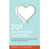 【预订】201 Relationship Questions: The Couple's Guide to Build