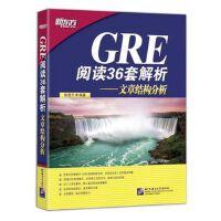 GRE阅读36套解析:文章结构分析