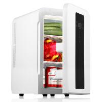 车载迷你小冰箱学生宿舍车家两用小型冷暖箱制冷租房冰箱单人