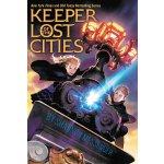 英文原版 失落城市的守护者 儿童冒险小说 中年级读物 Keeper of the Lost Cities by Sha