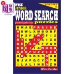 【中商海外直订】Wise Junior Word Search Puzzles, Volume 2