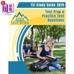 【中商海外直订】Tsi Study Guide 2019: Test Prep & Practice Test Que