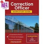 【中商海外直订】Correction Officer Exam Study Guide: Test Prep Book