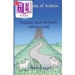 【中商海外直订】The Lambs of Avalon - Tristan and Alfred's Adventur